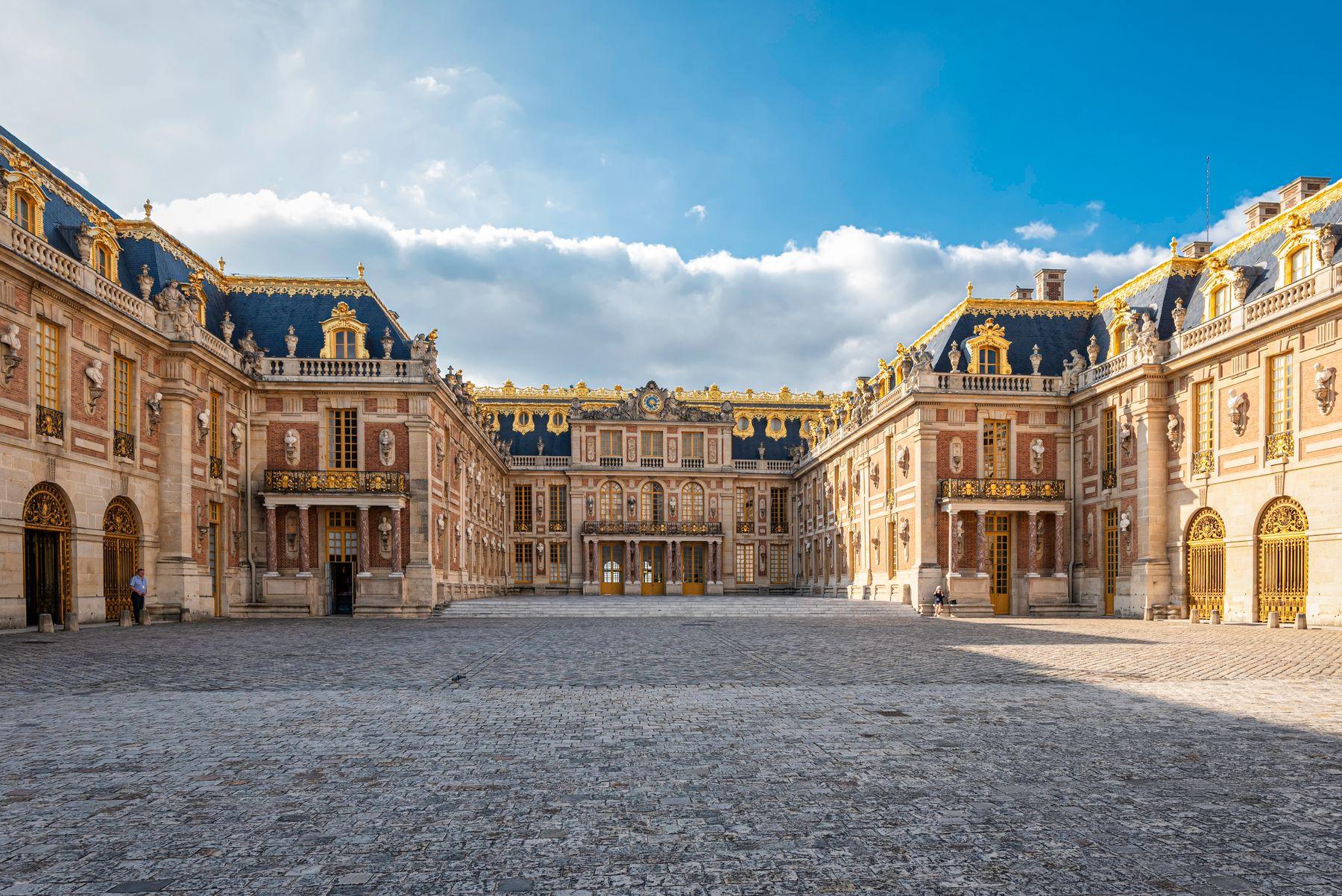 Версальский дворец Версаль Франция
