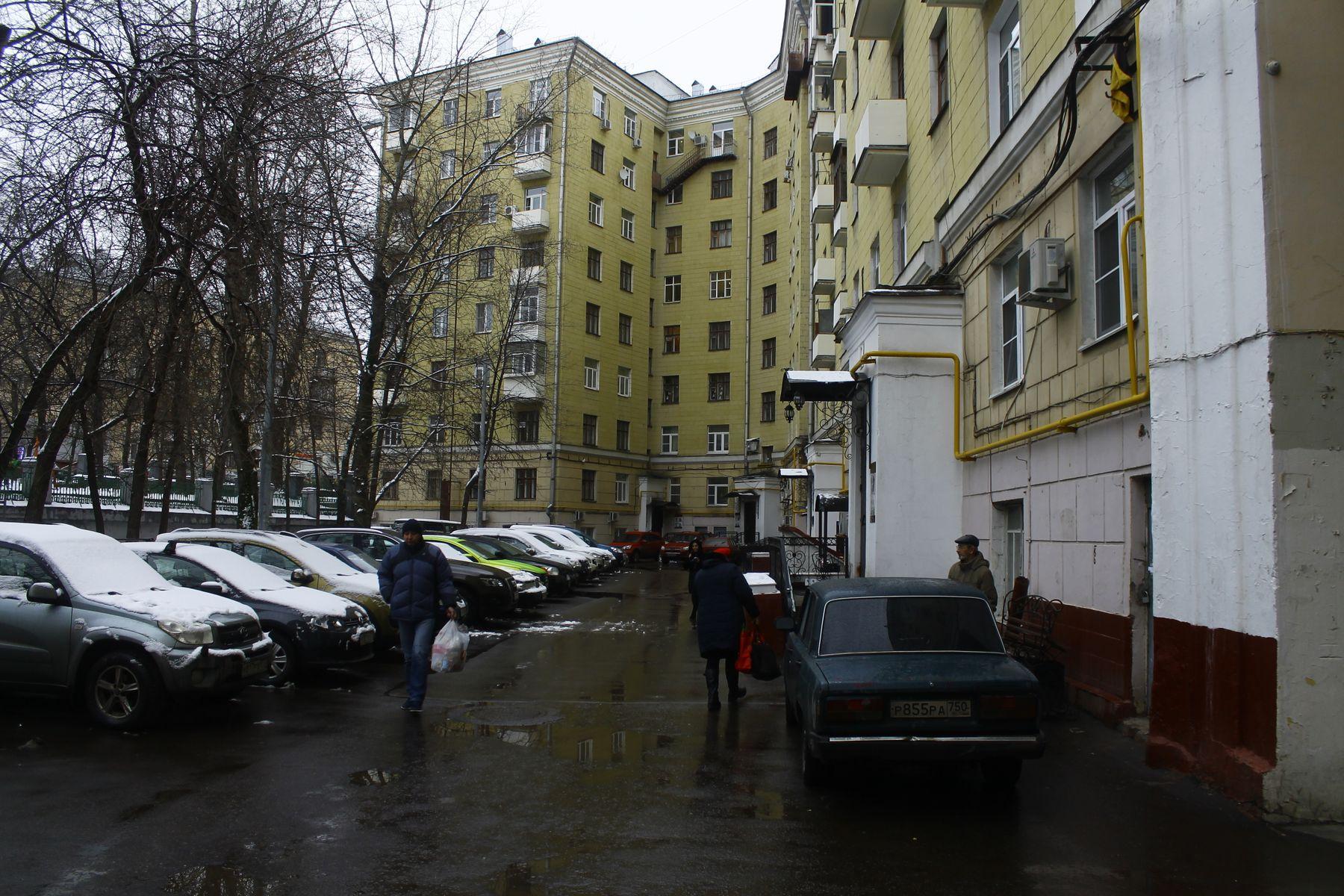 улица Трофимова,35/20 Москва