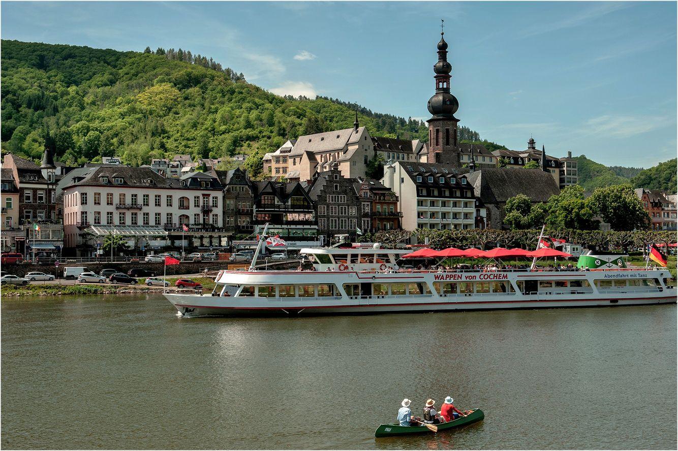 Город Кохем (Германия)