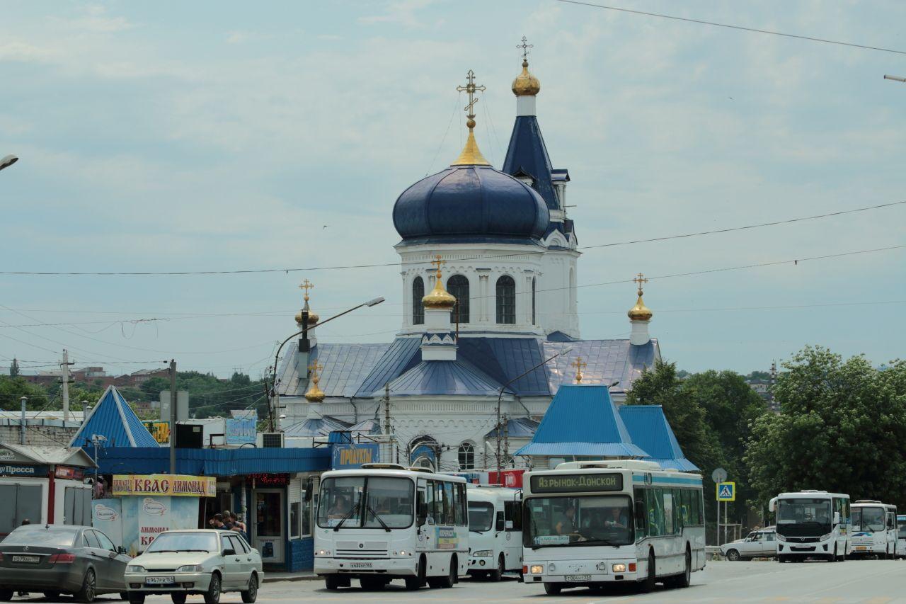 Новочеркасский Михаило-Архангельский храм