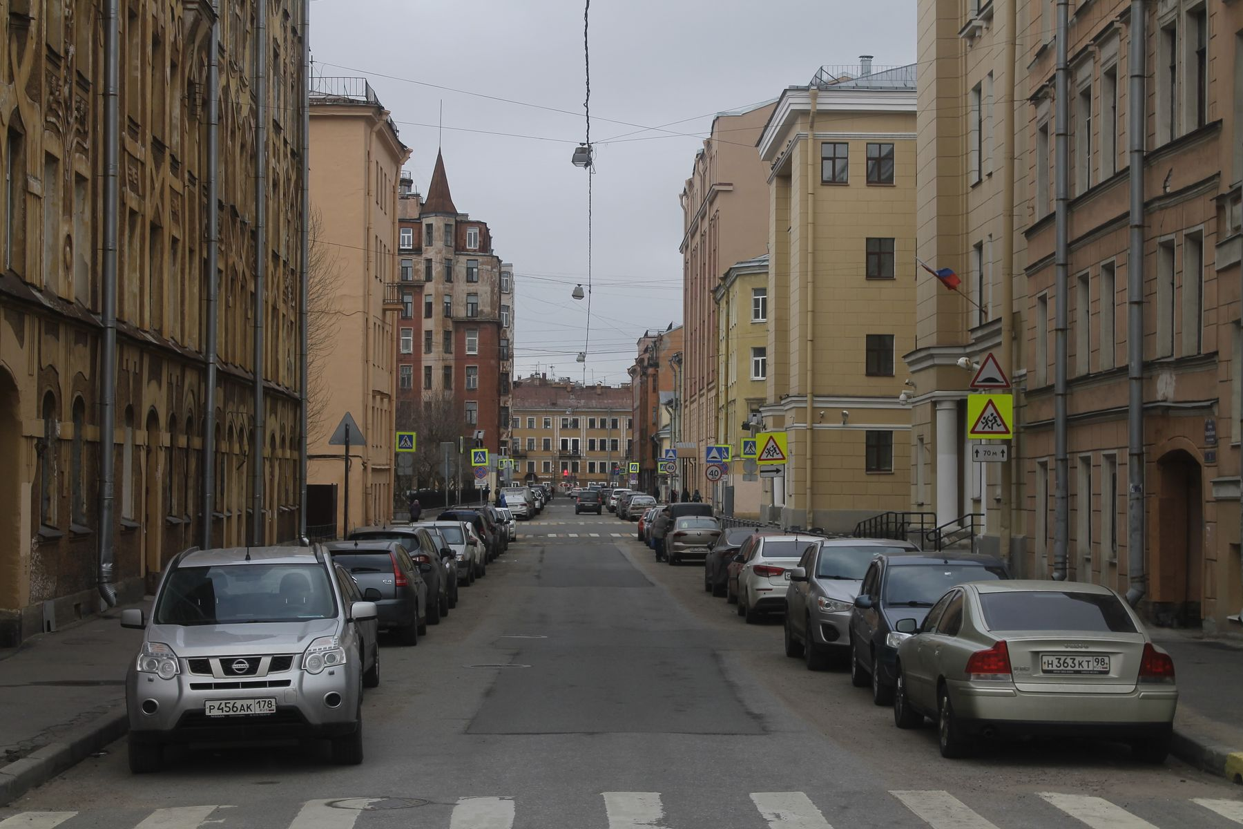 улица Володи Ермака (Санкт-Петербург) Санкт-Петербург