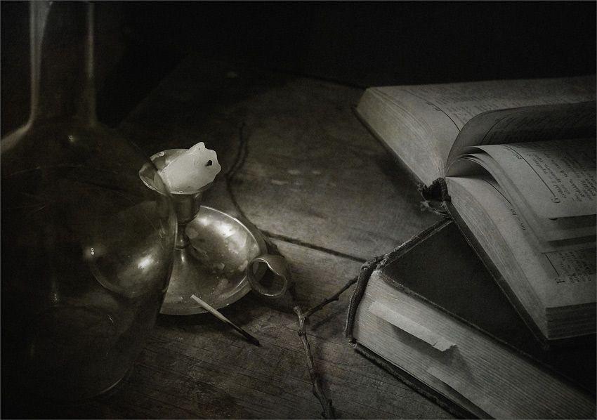 и тишина стучится вновь..
