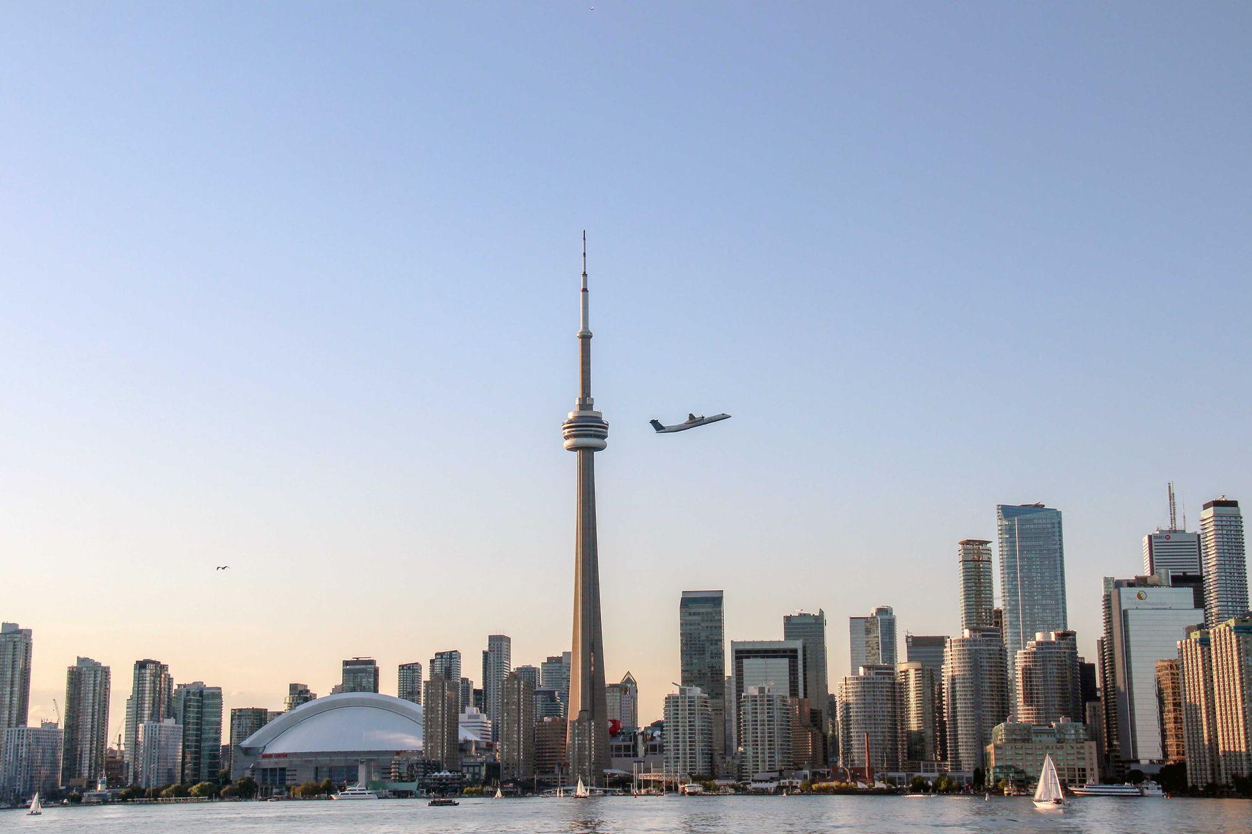 Торонто. Вечер Торонто