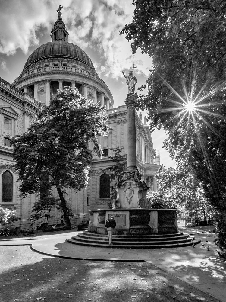 СЕНТ-ПОЛ Лондон собор Святого Павла Сент-Пол St_Paul's_Cathedral