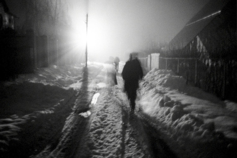 Путь сквозь зиму