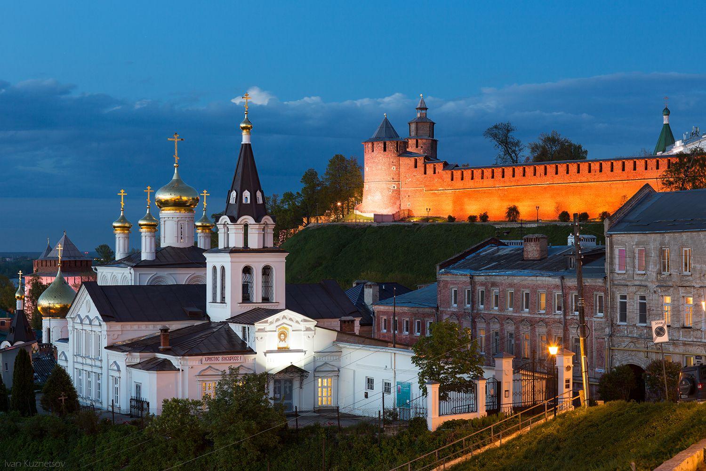 Вечер Нижний Новгород