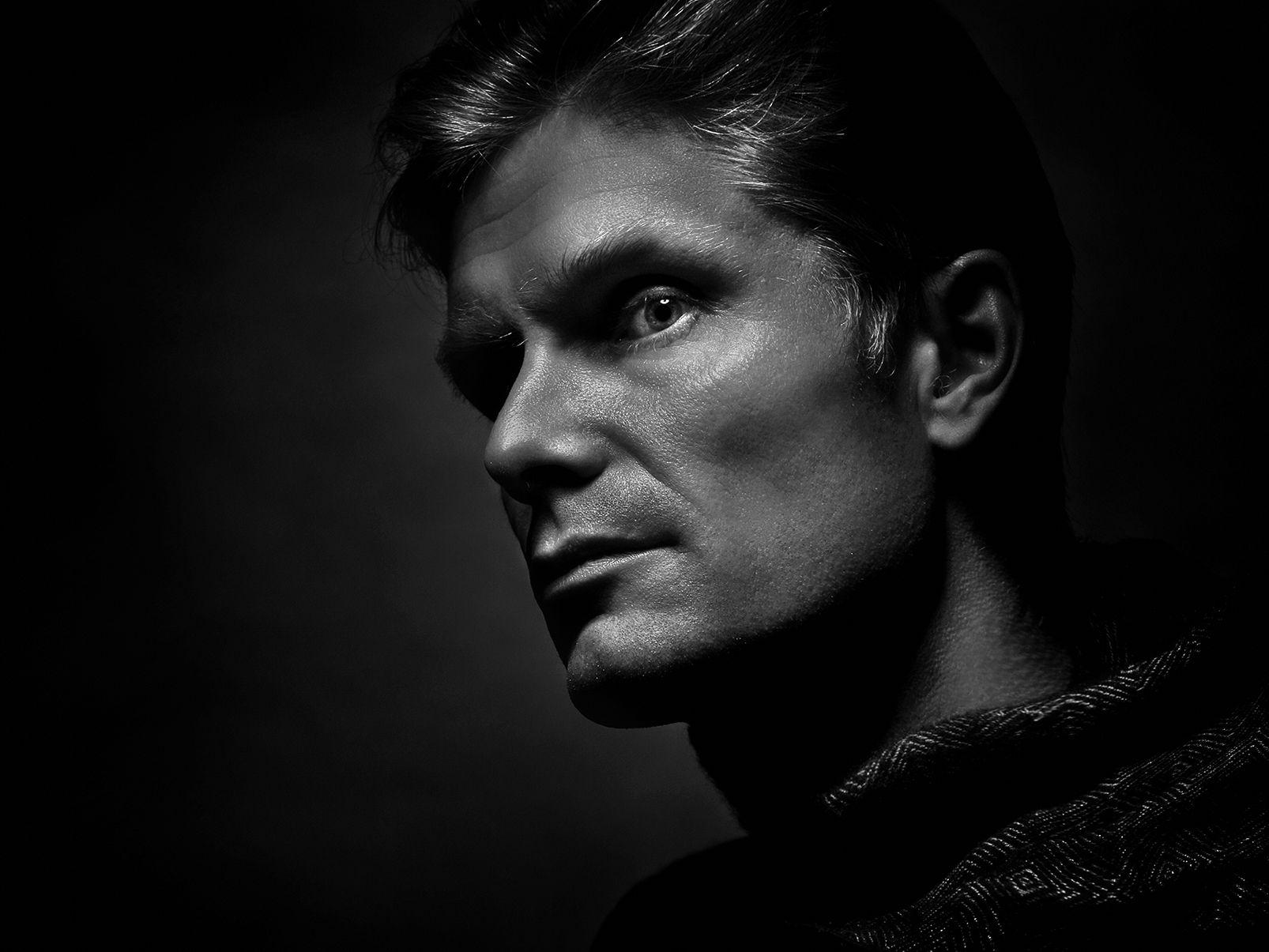 Монументальный портрет... портрет мужчина образ