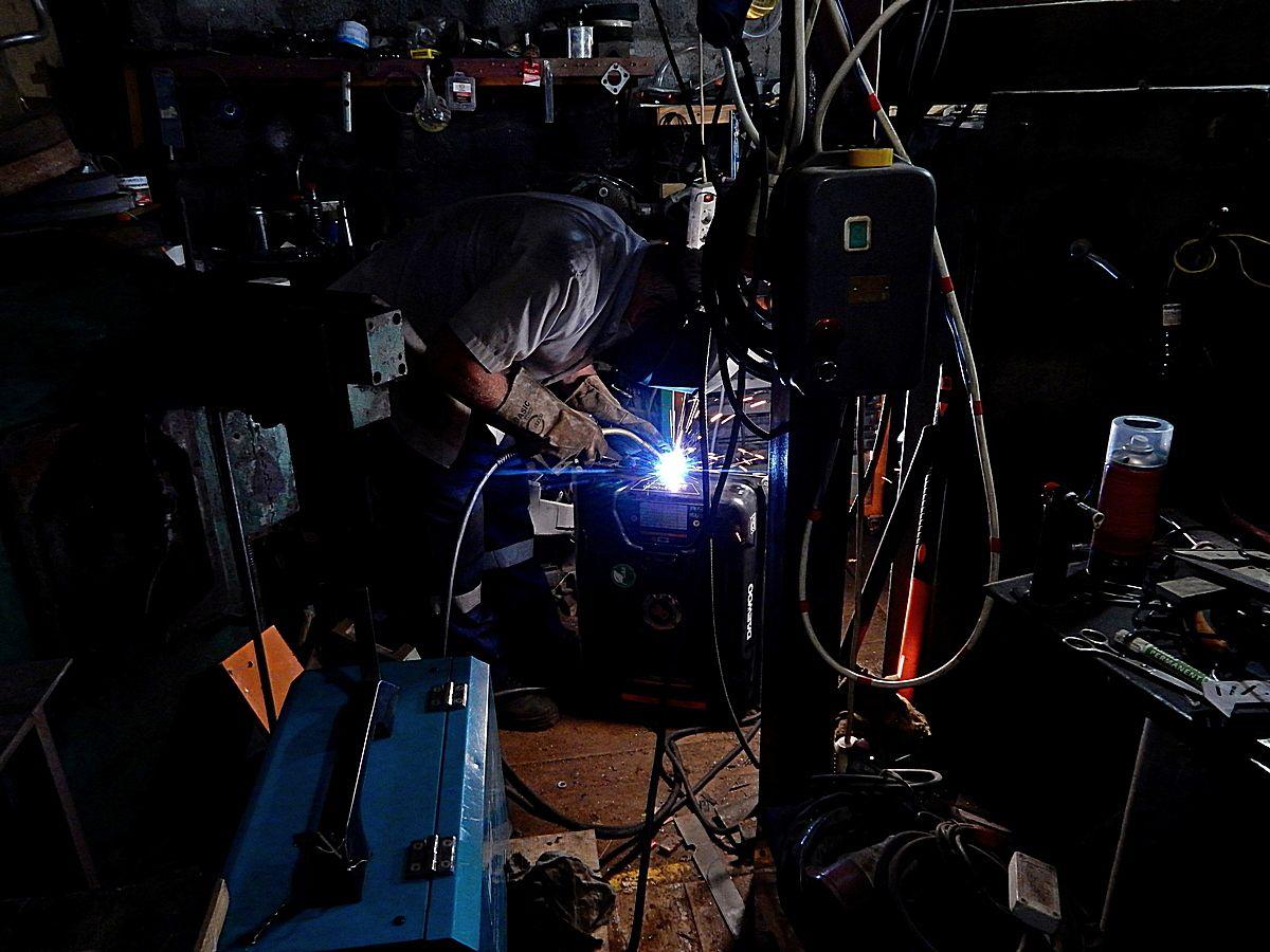 Гаражные Маги. гараж промышленность индустриализация