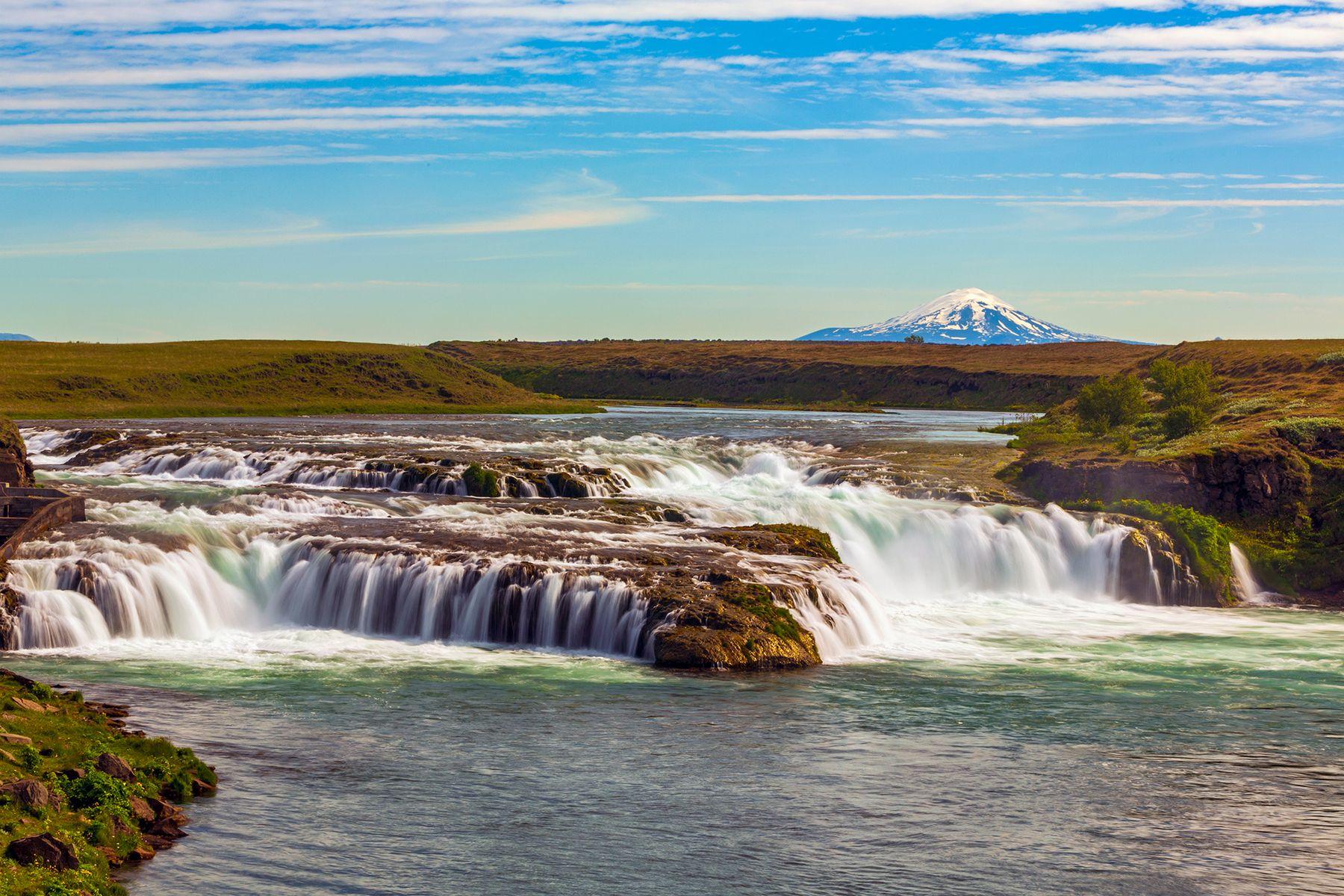 Дороги Исландии Iceland
