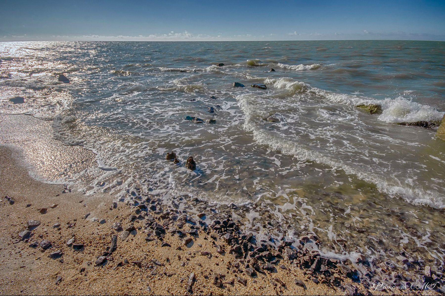 И всё таки лето. к.8 Азовское море