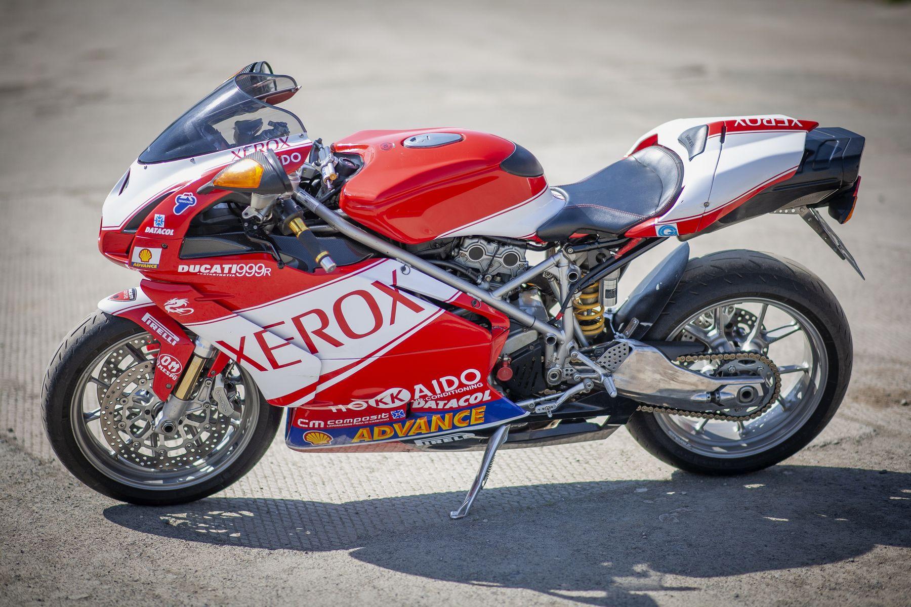 Ducati999R TESTASTRETTA