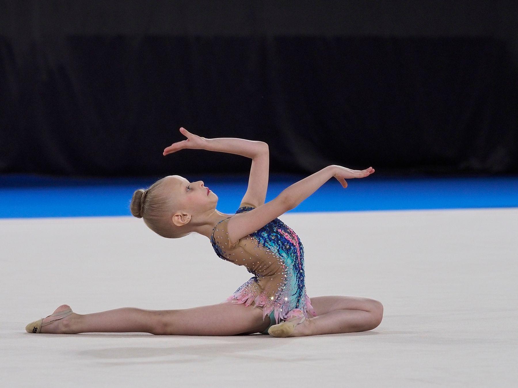 Про художественную гимнастику