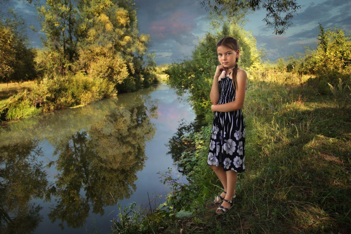 Прохлады дар речки Салдыбаш