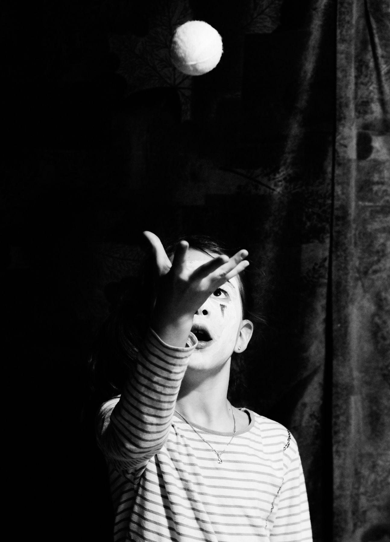 Дети -мимы (1) дети театр