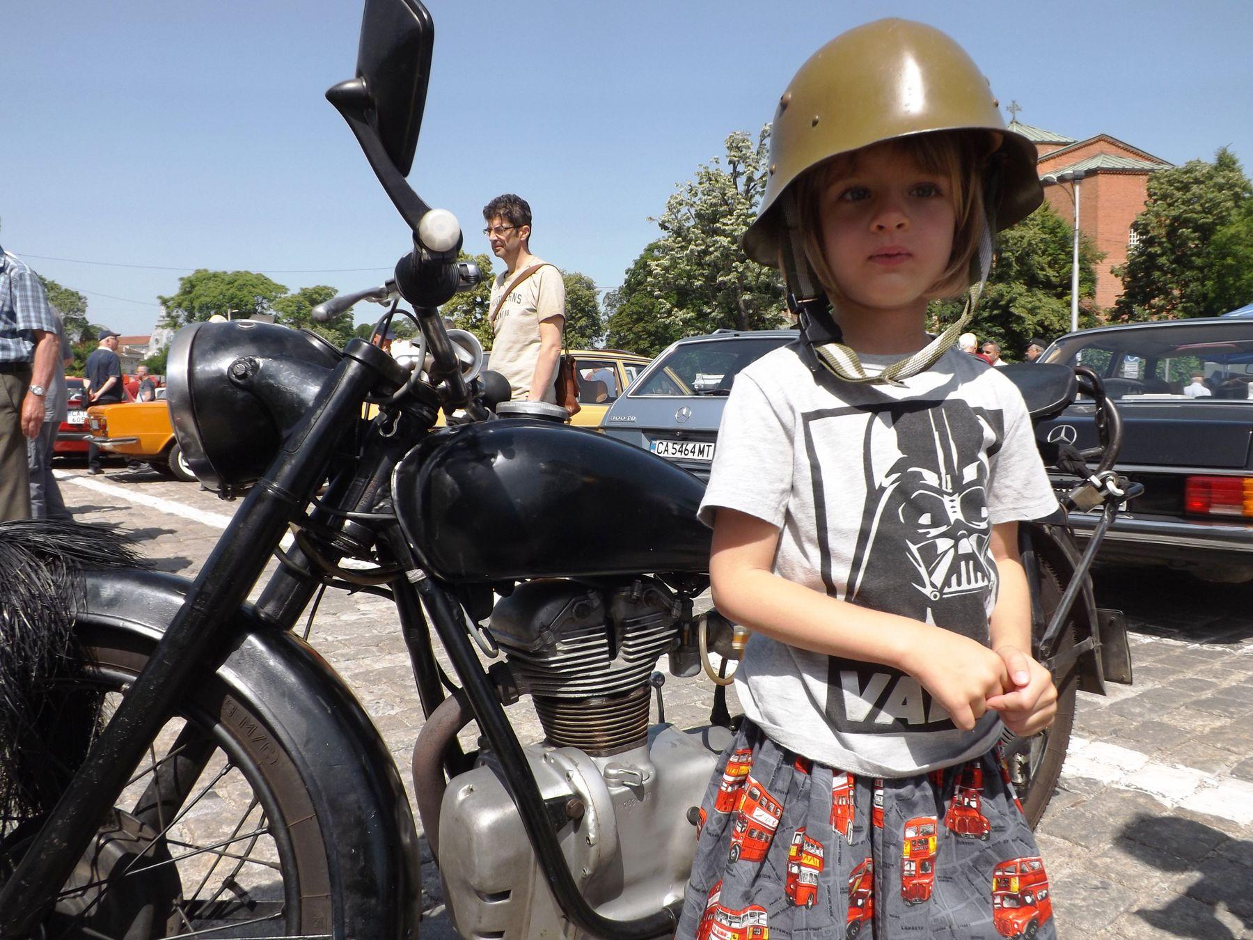Солдат дети