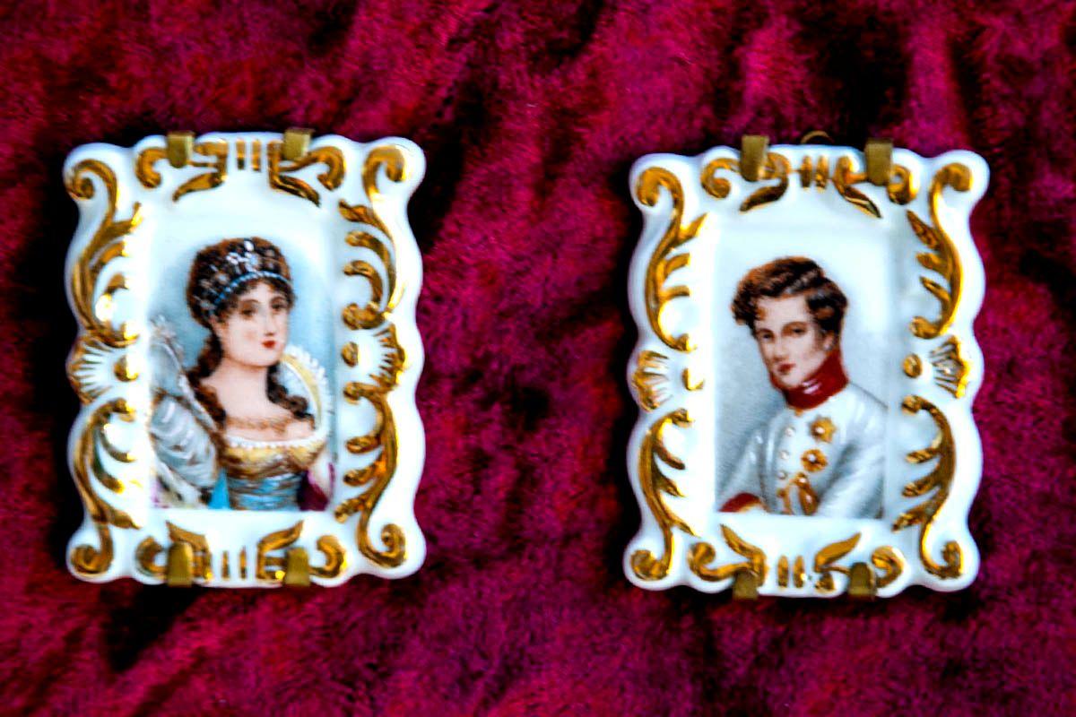 Портреты. керамика портреты