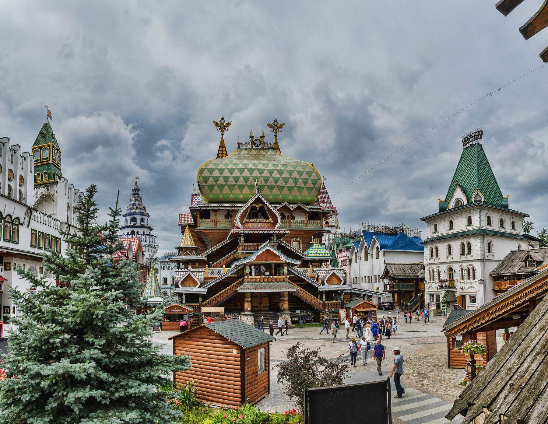 Кремль в Измайлово. Кремль Измайлово Москва