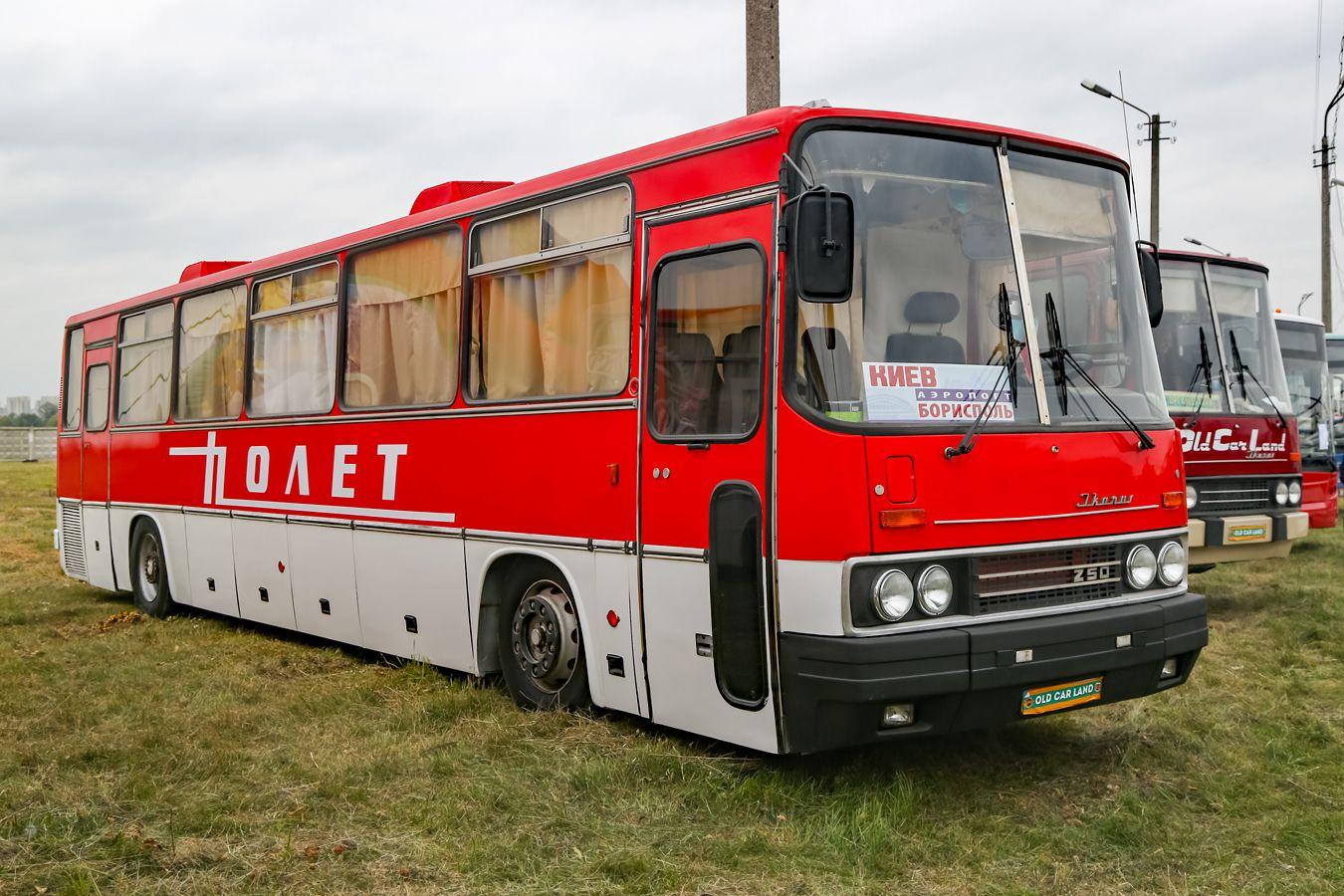 Икарус. Автобус Икарус Полёт