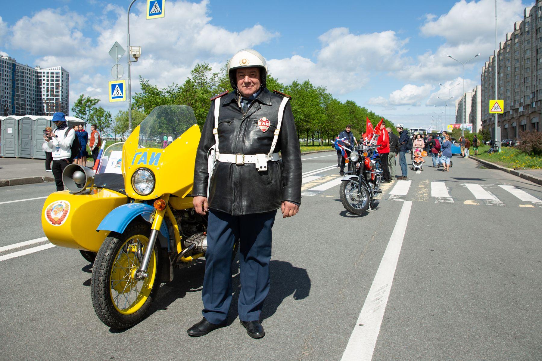 Ретро парад