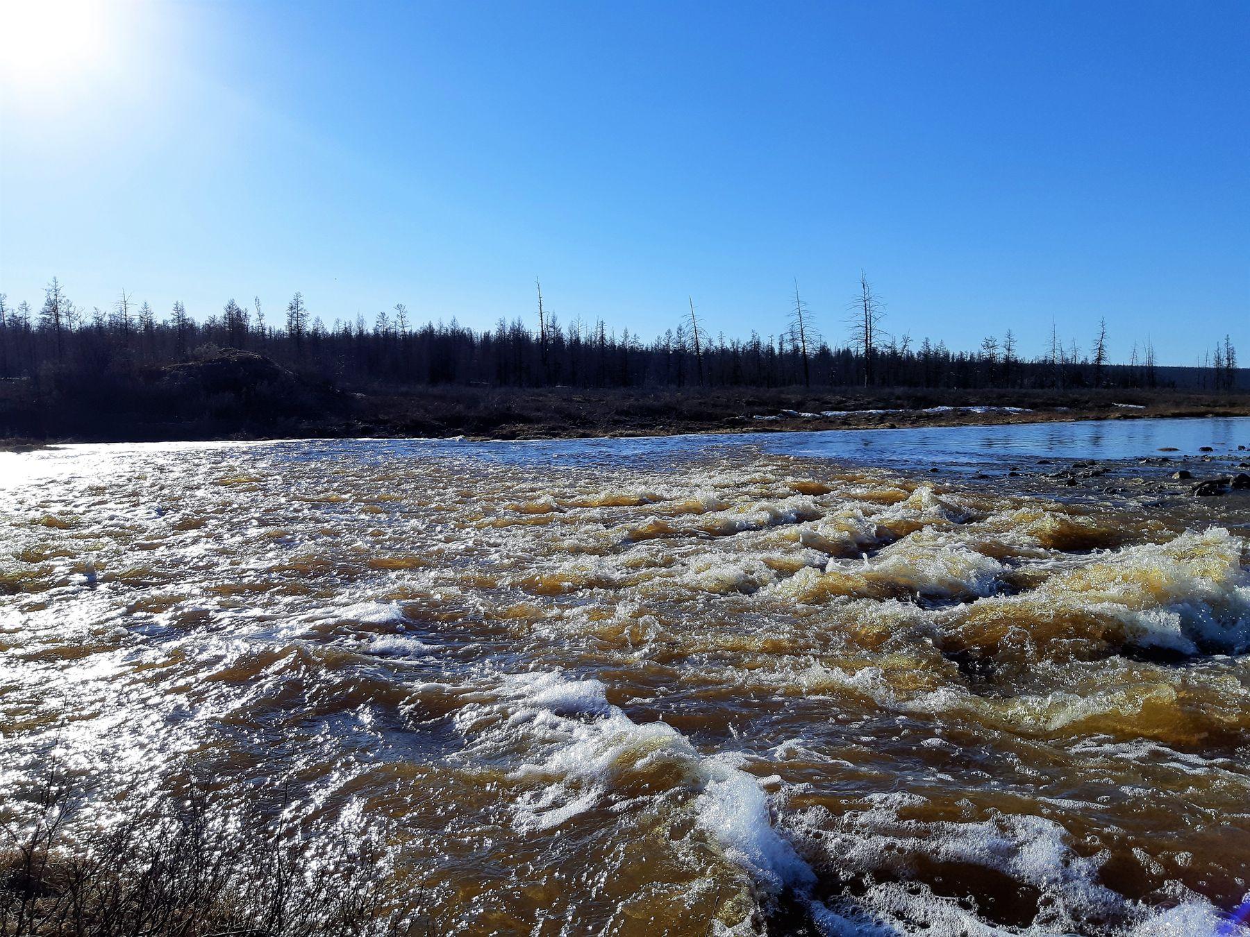 река Сытыкан