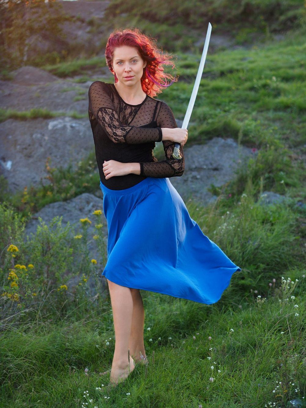 Диана Девушка прекрасная амазонка воительница