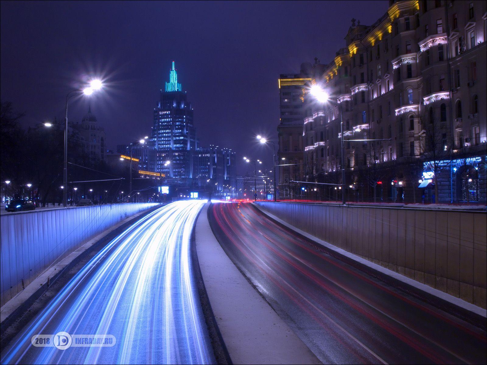 Вены-реки ночного города. Город дышит, город живёт! ночь штатив выдержка город фиоллентоваяночнушка