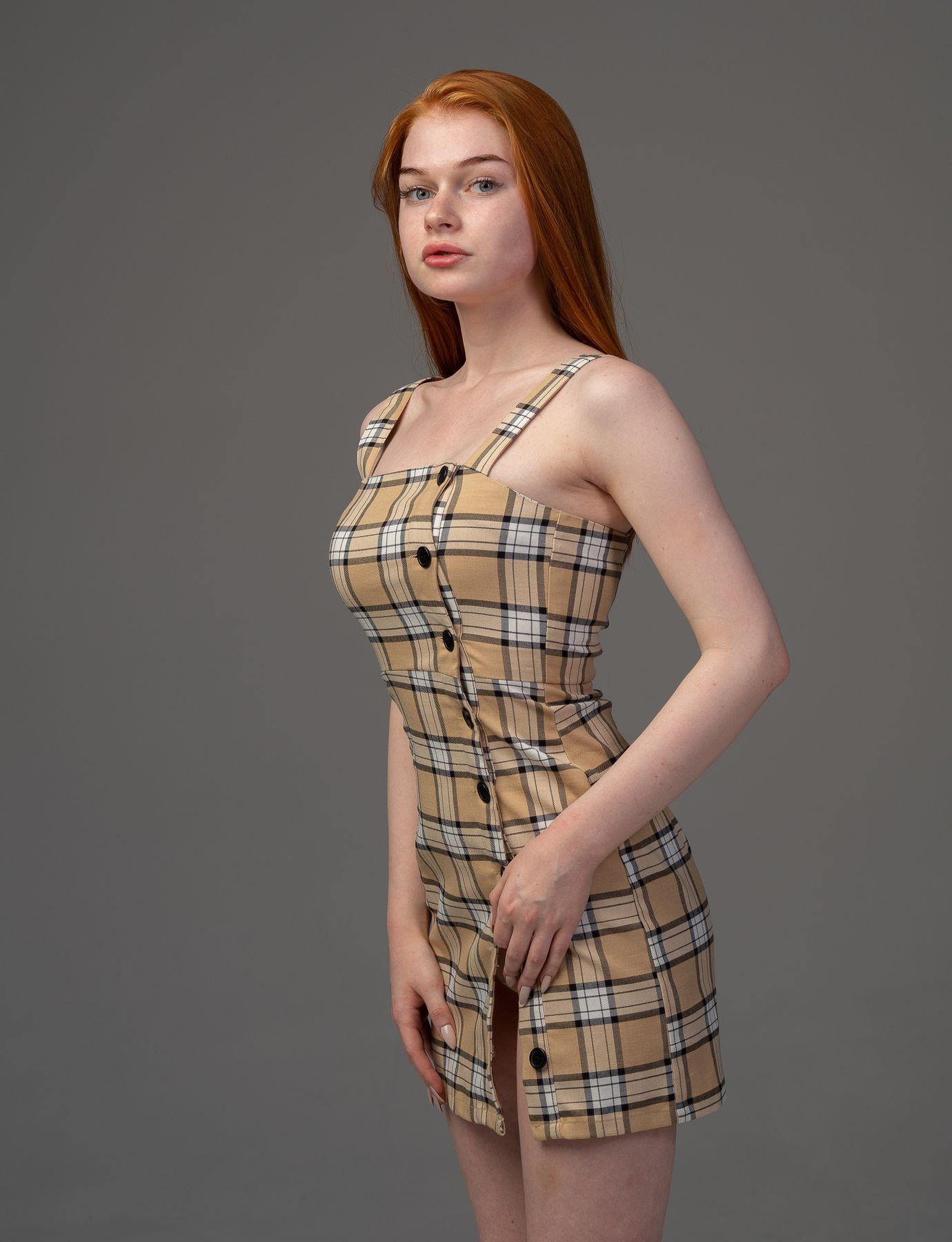 Анастасия Женский портрет студийный красивая девушка будуар