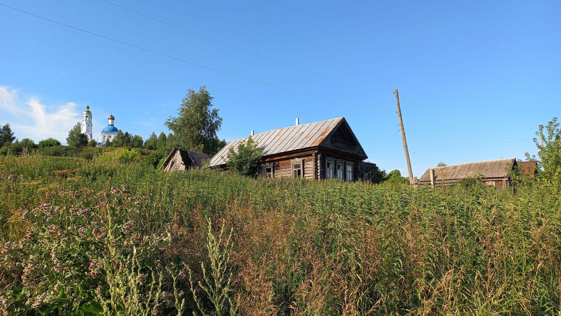 село Языково (Нижегородская область/Пильнинский район) Языково