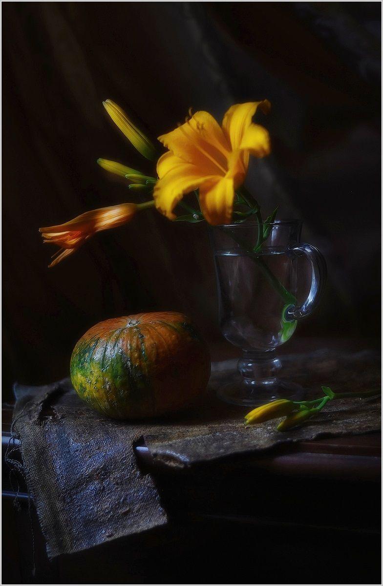 ..... Цветы и плоды .... предметы свет идея гармония композиция