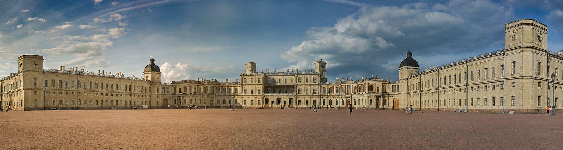 Гатчинский дворец Гатчинский дворец