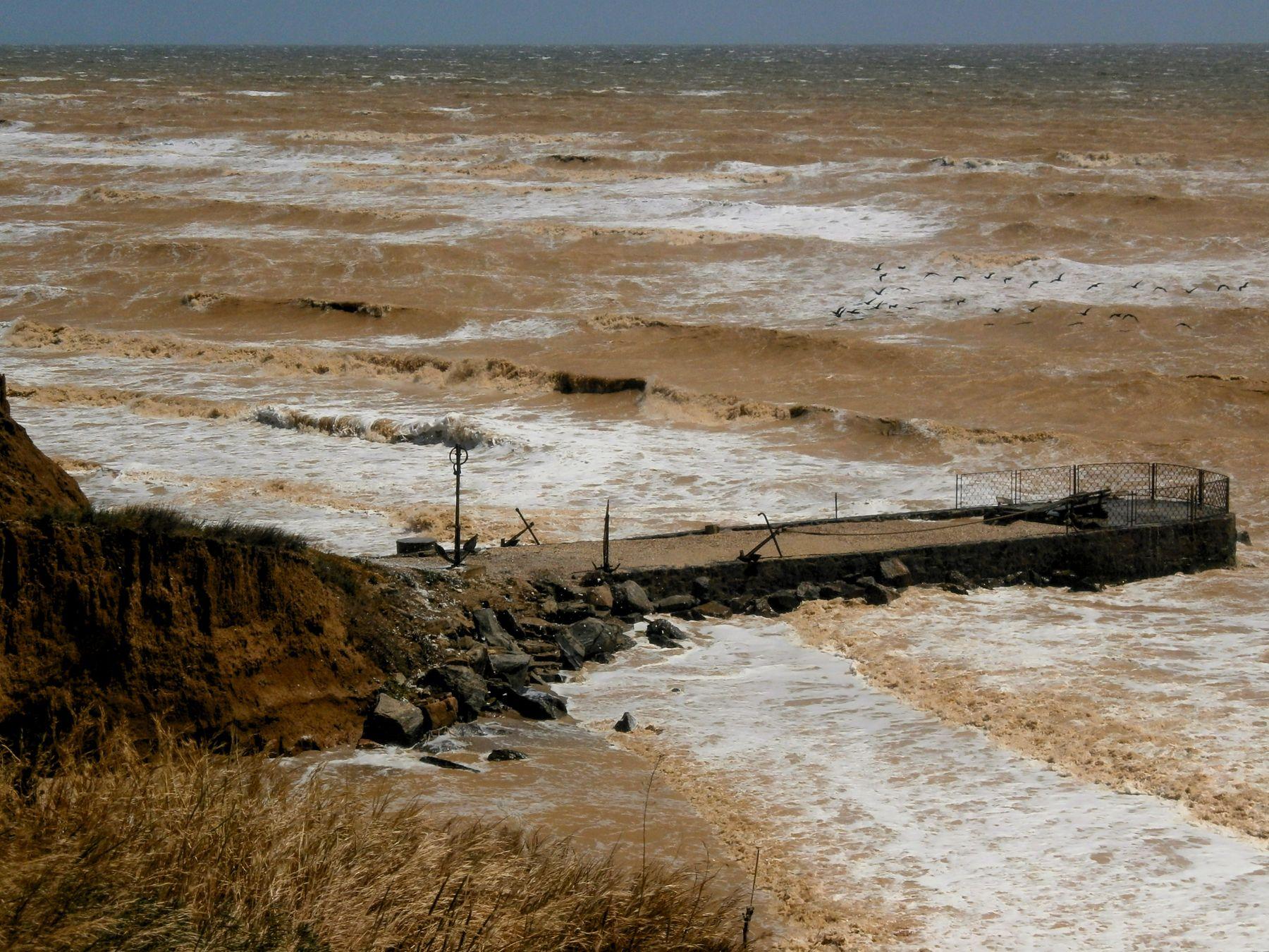 Азовское море, Мироновка. Азовское море Мироновка