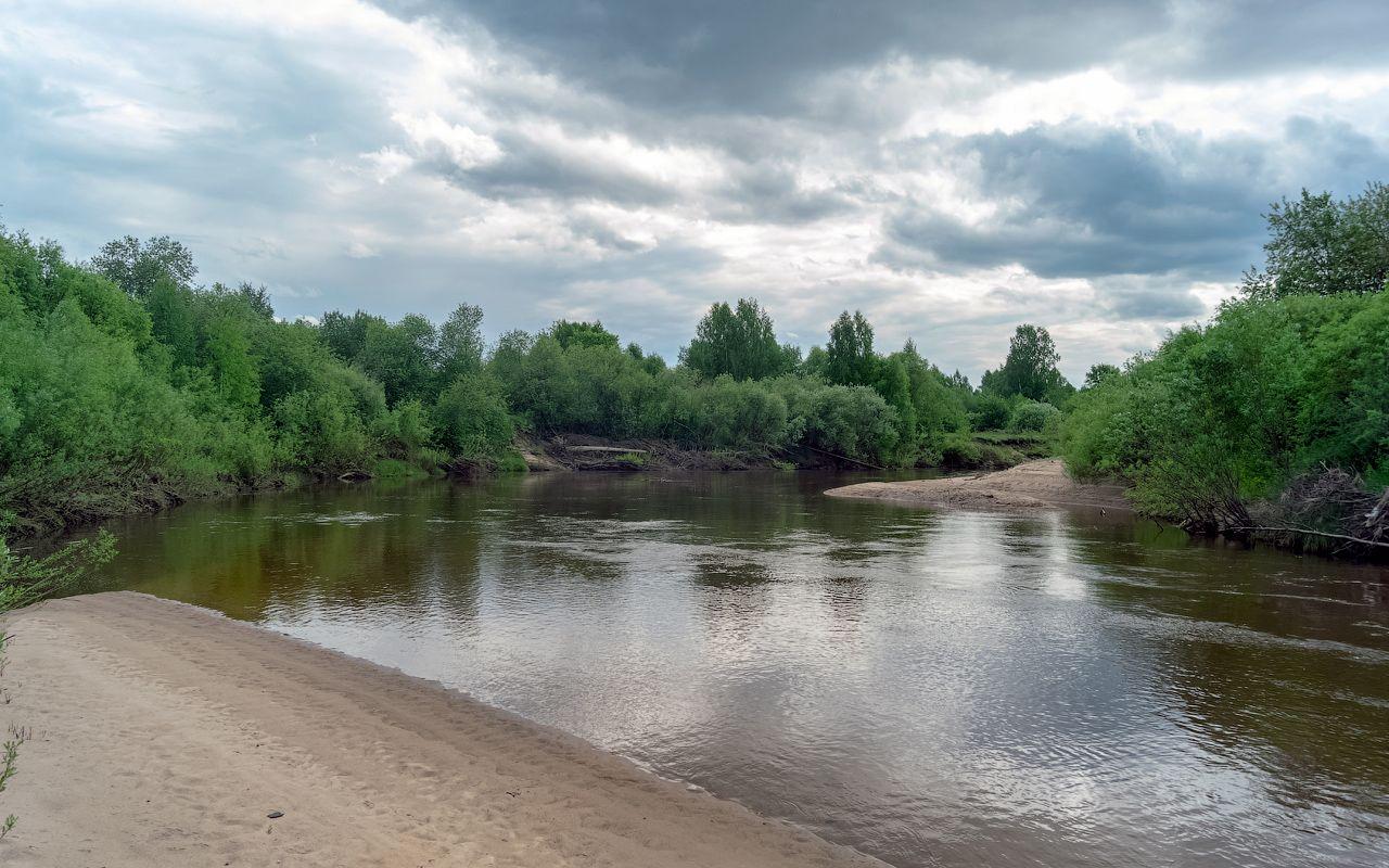 река Нея нея река весна природа пейзаж вид вода отдых путешествие сплав поход