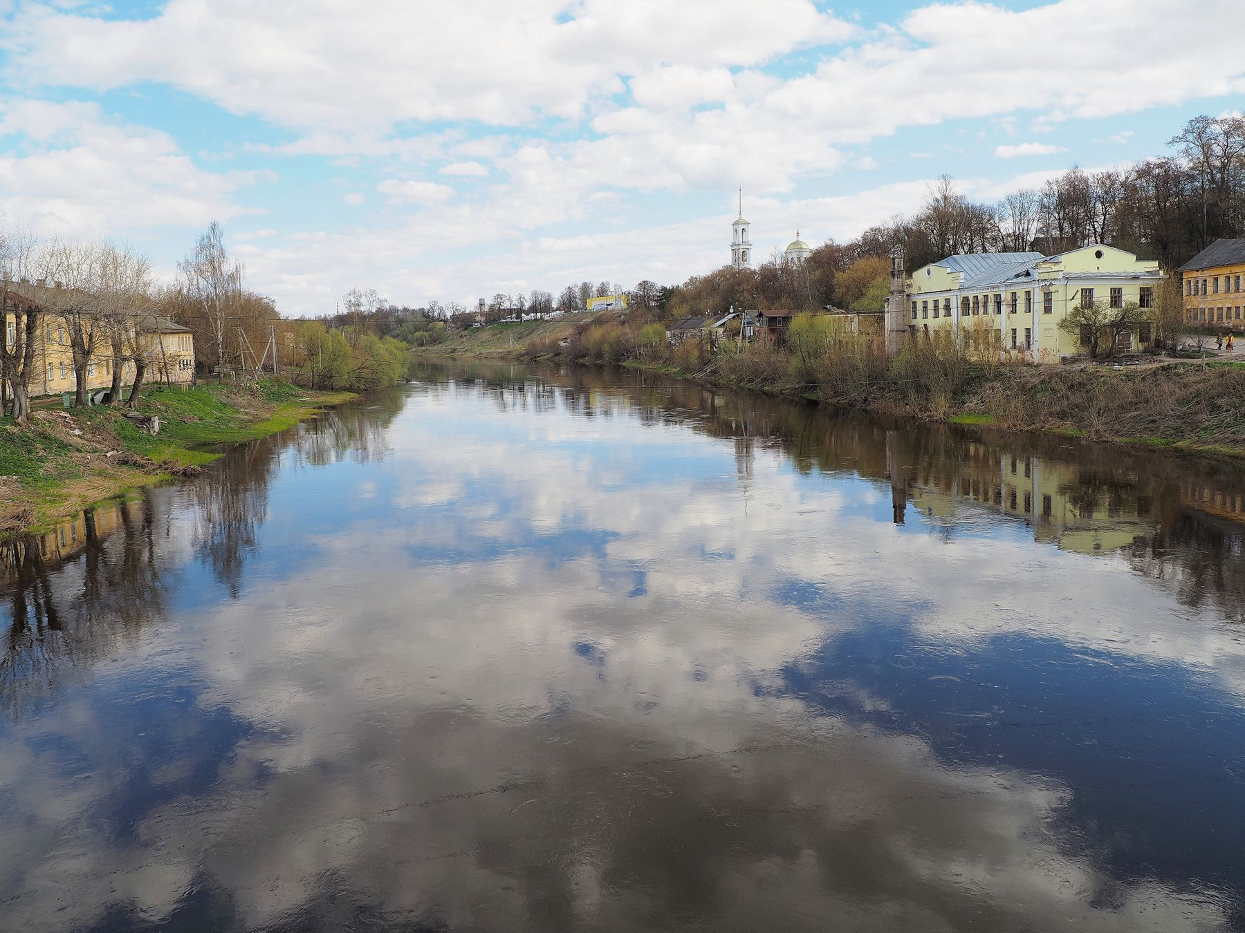 Весна в Торжке