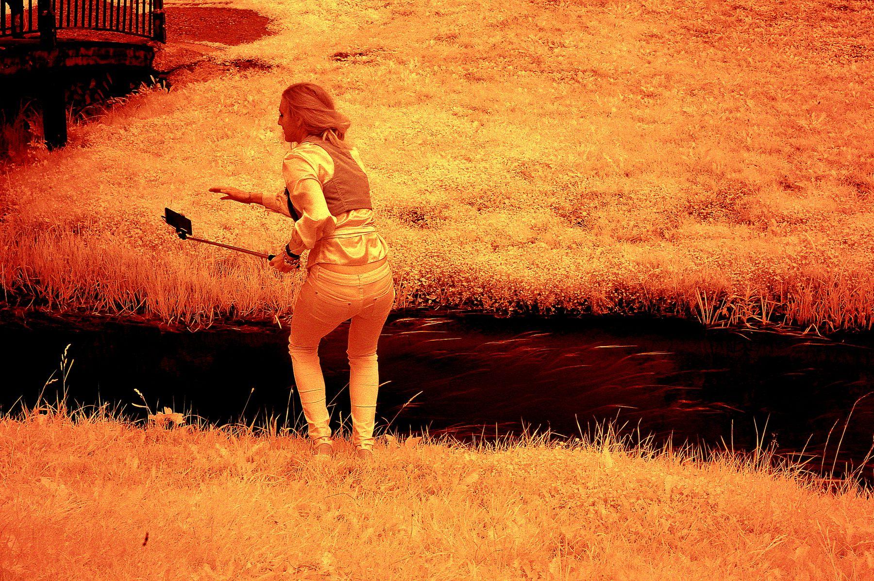 За миг до ......Ярославль.Ярославская губерния.Р.Ф.2020г.г. от Р.Х. Инфракрасная,чёрно-белая,монохромная, фотография. (infrared imaging) Инфракрасная чёрно-белая монохромная фотография infrared imaging