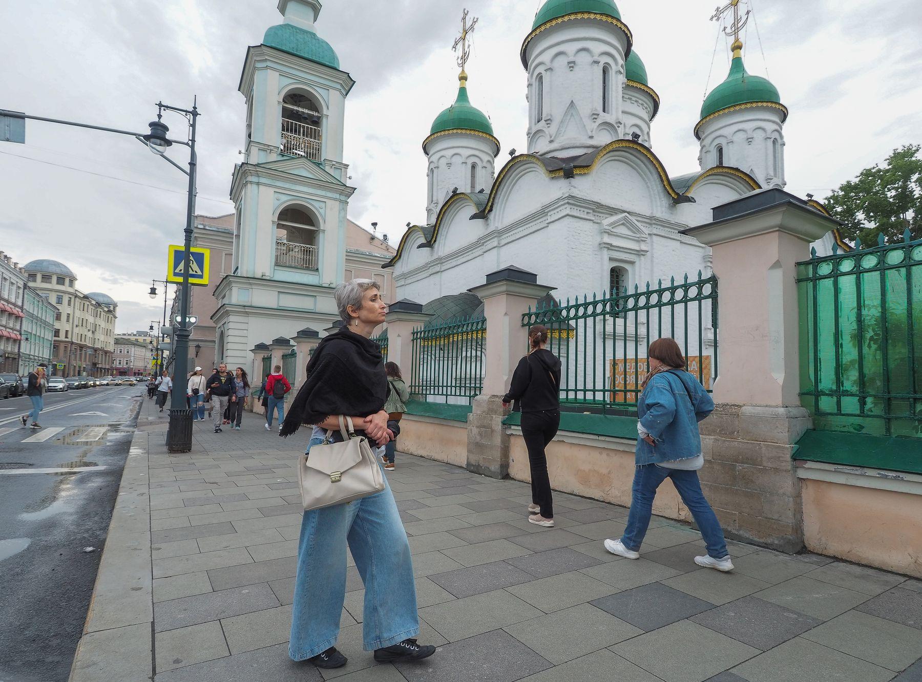 ***Москва и Москвичи