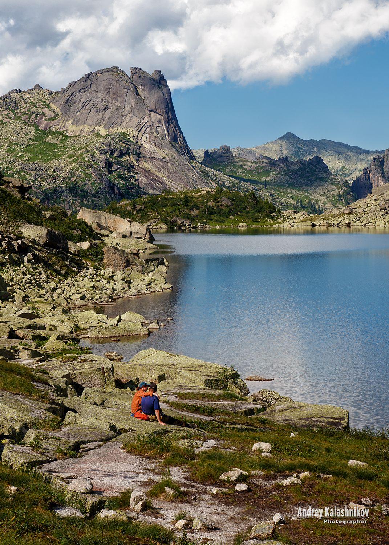Ергаки. озеро Горных Духов. Ергаки озеро горы