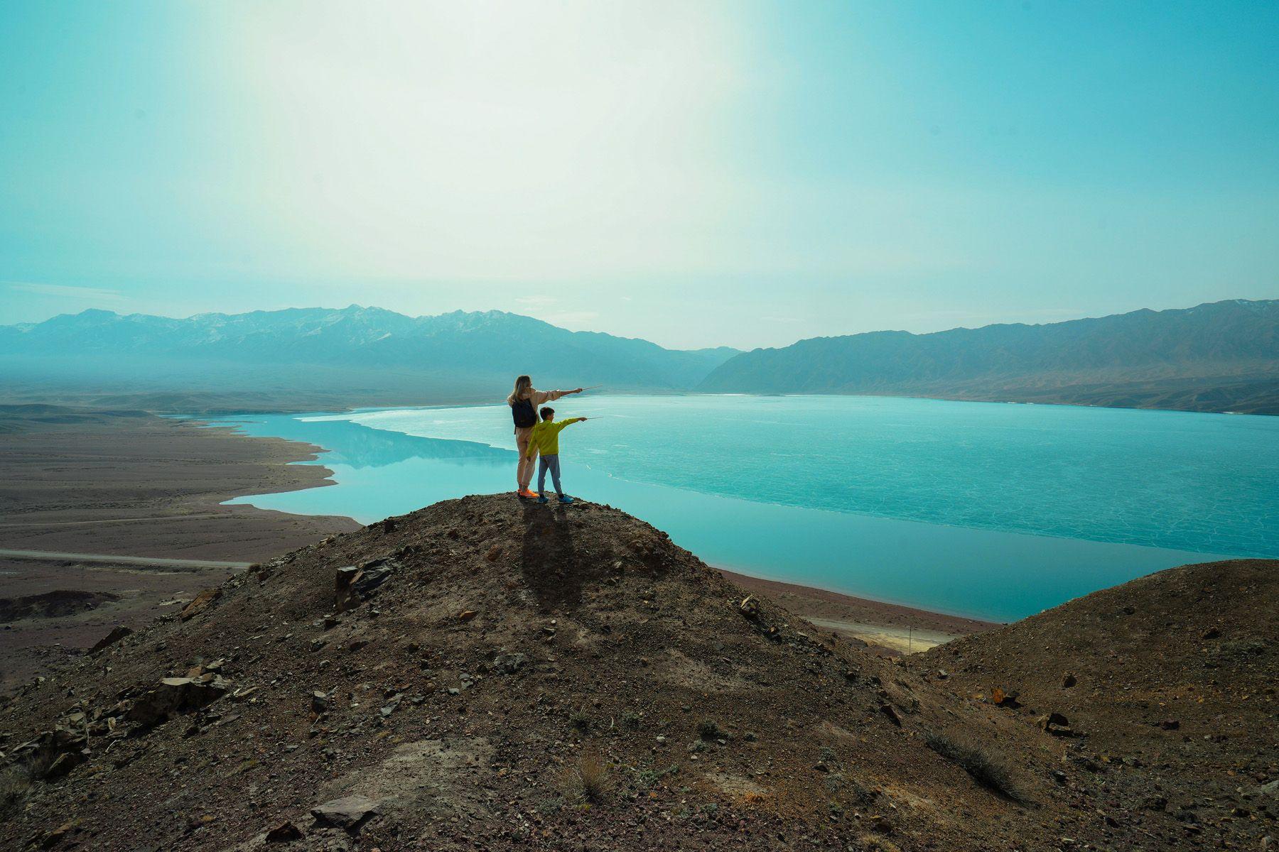 Водохранилище Бартогай - Казахстан - AGUAMENTI!!!