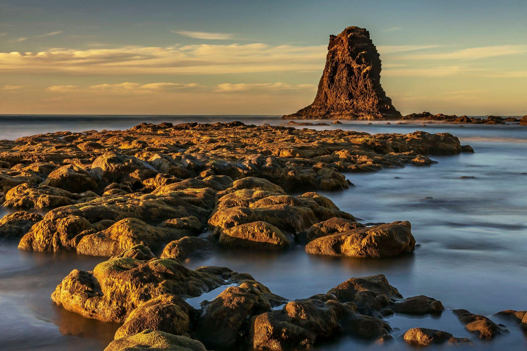 Если бы на Марсе была вода Канарские острова Тенерифе Бенио