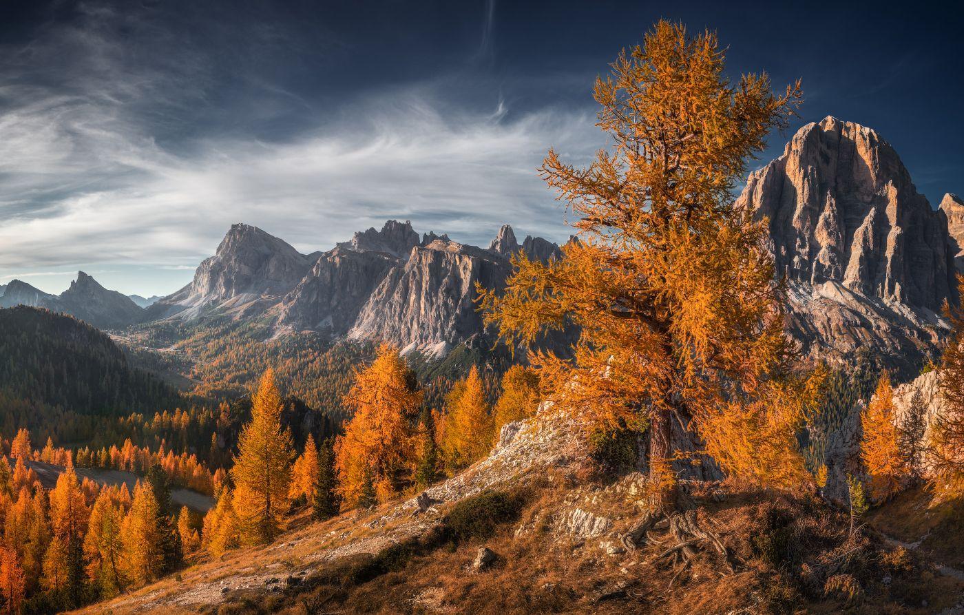 *** Италия Доломиты Альпы