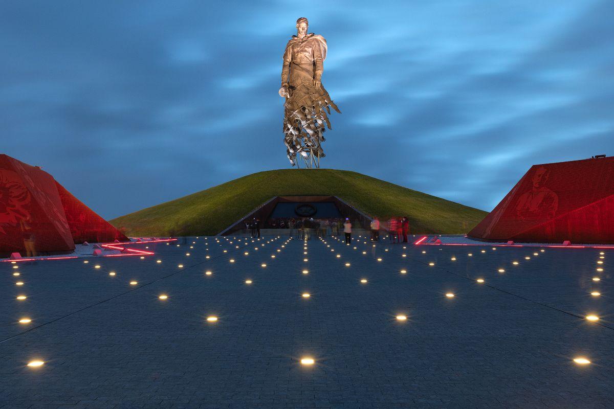Ржевский мемориал Советскому Солдату Ржев Мемориал Советскому Солдату