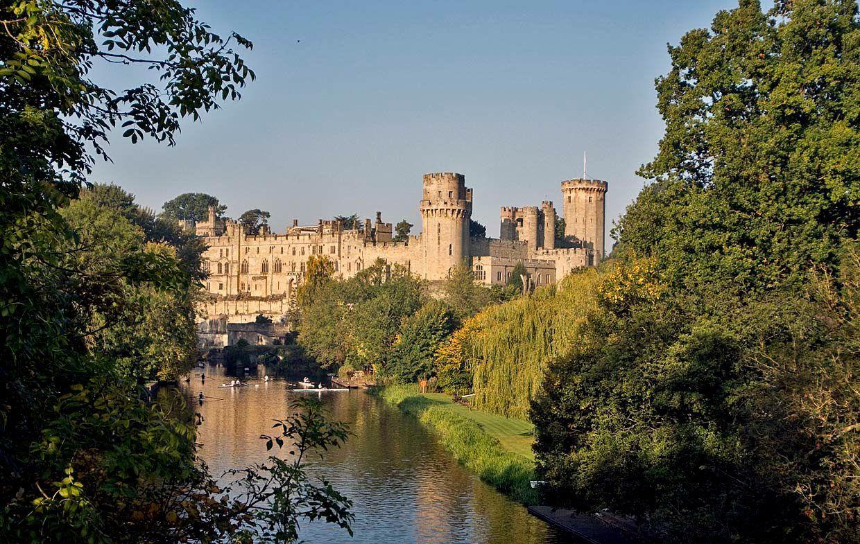 ***Warwick castle...