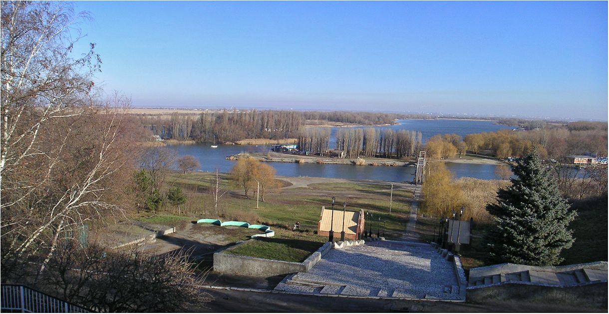 Азов город путешествия Азов