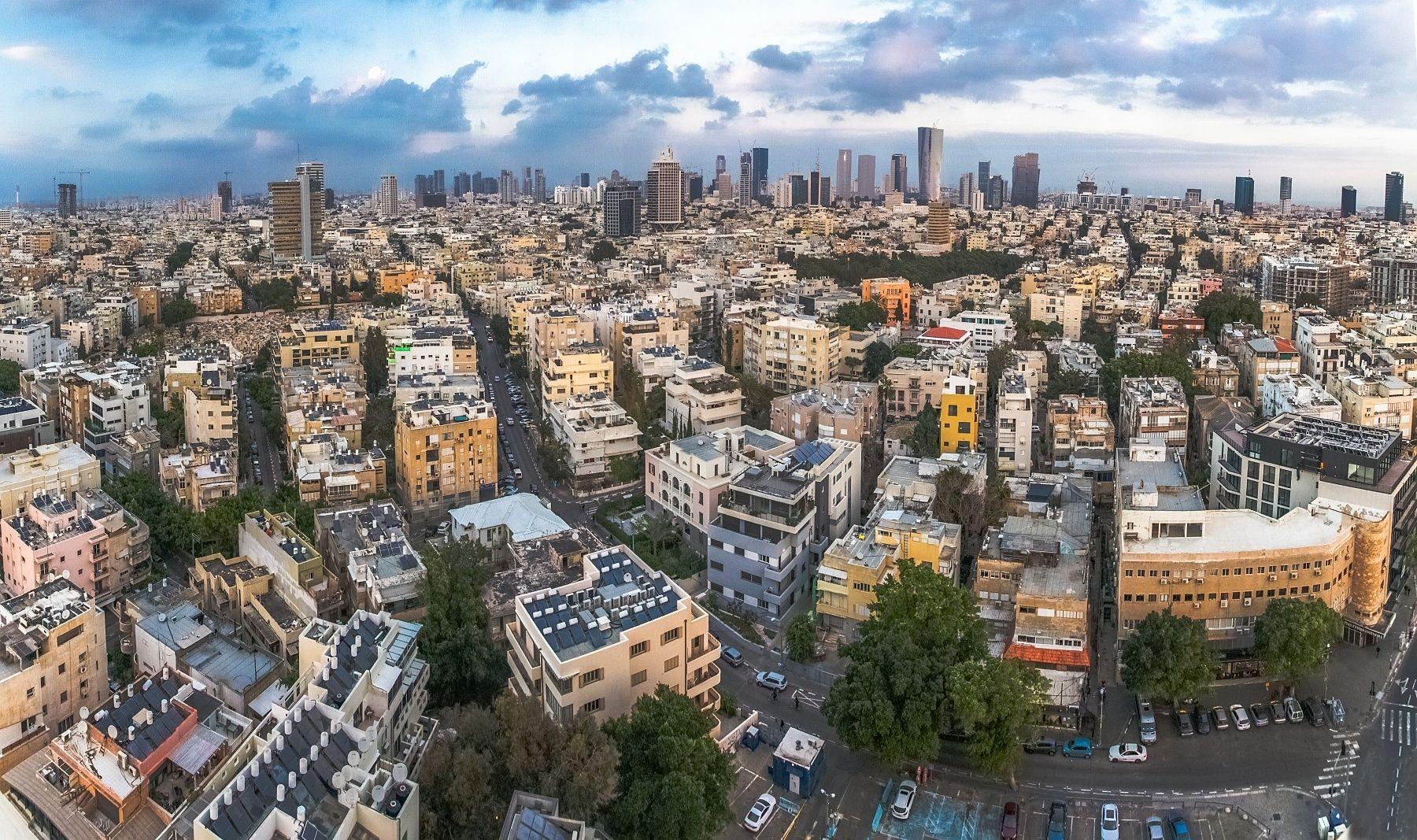 Тель-Авив.