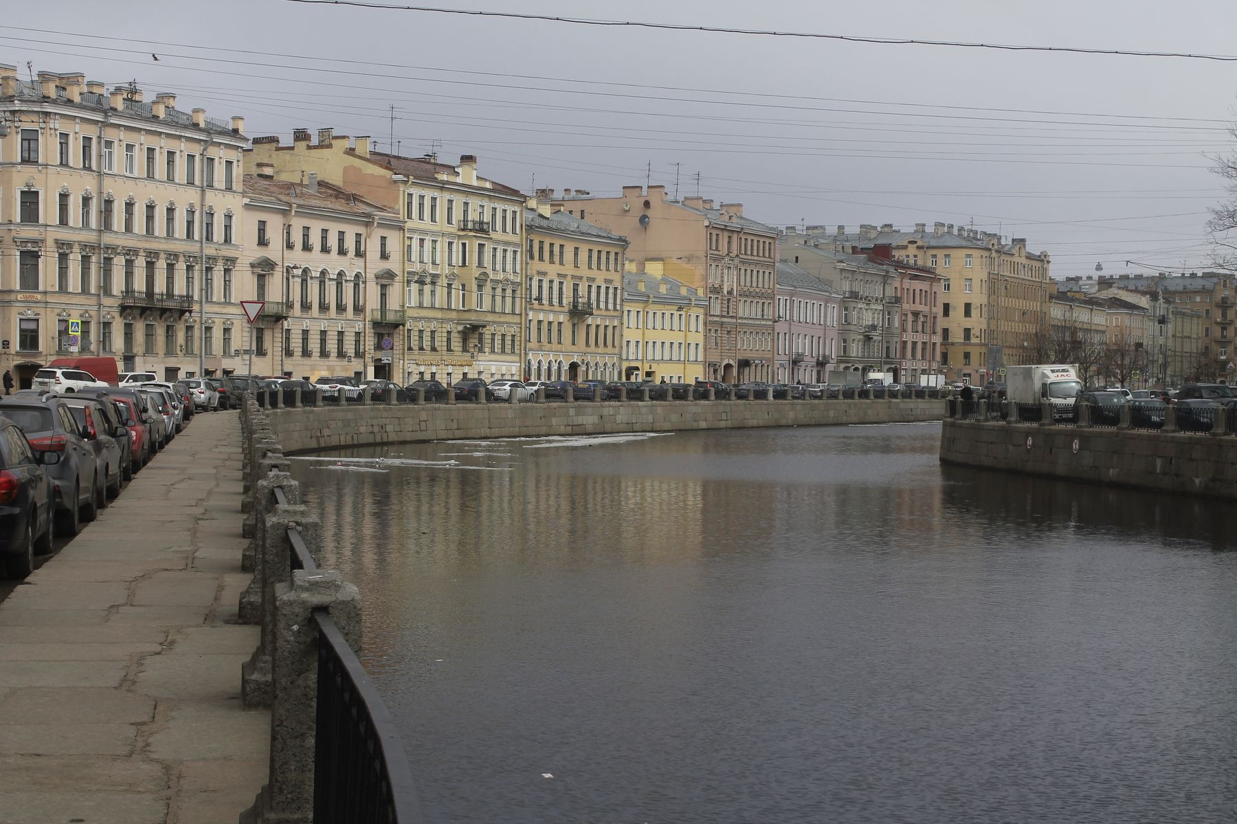 Канал Грибоедова (Санкт-Петербург) Санкт-Петербург