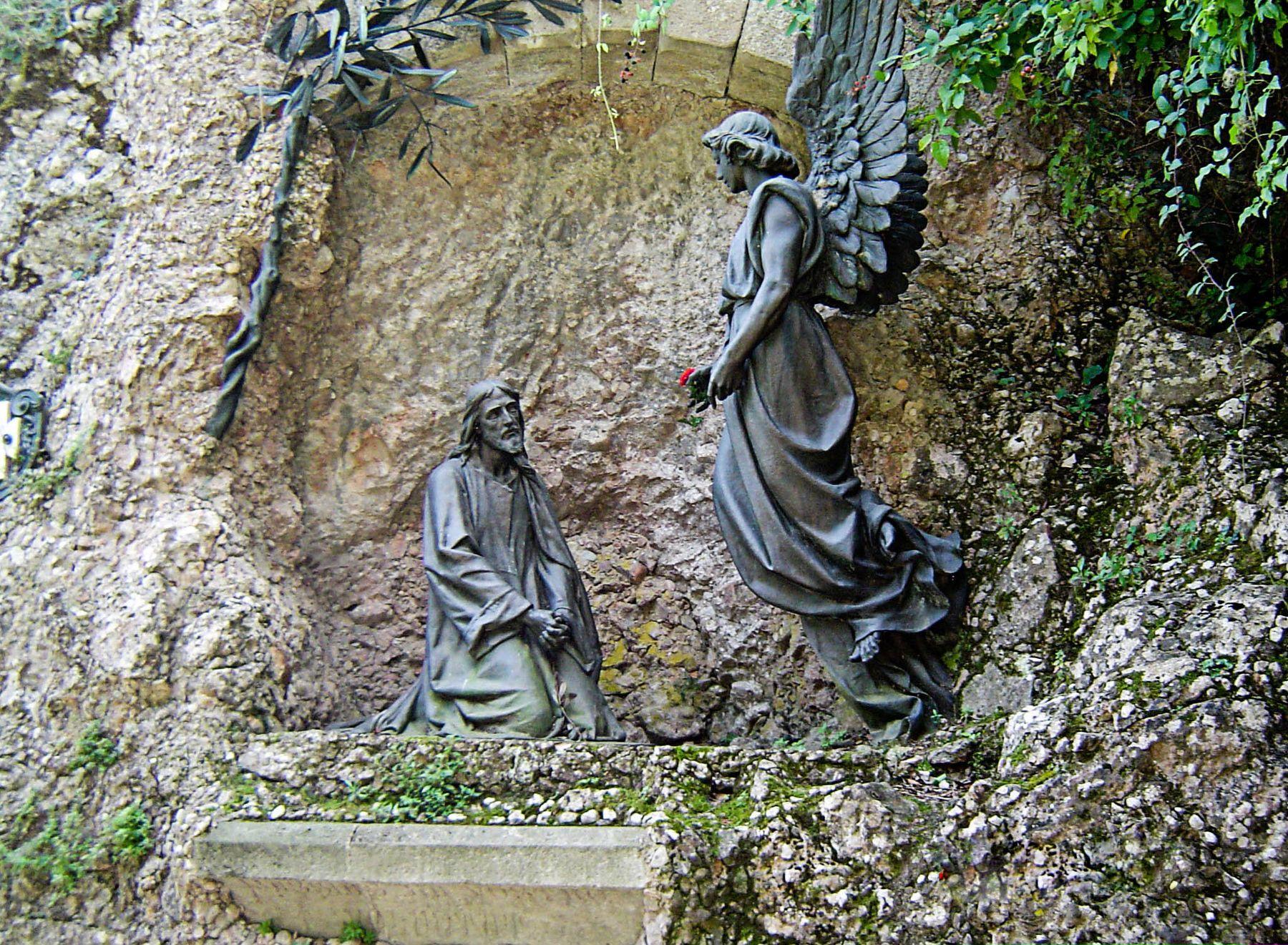 Монастырь Монсеррат, Испания (09.09.2004)