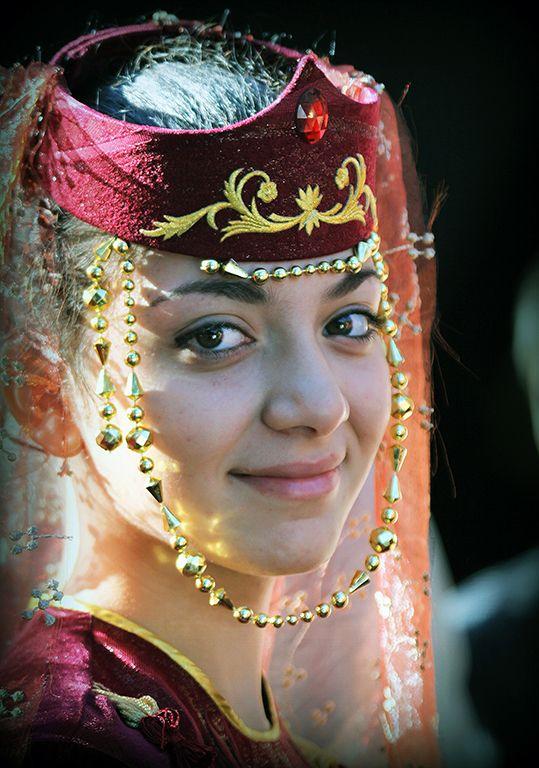 Красавица с Кавказа
