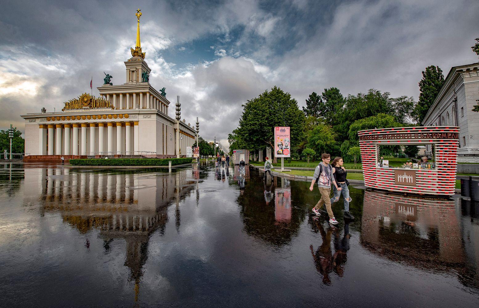 ШТАНЫ - ЯБЛОКИ В КАРАМЕЛИ Москва ВДНХ