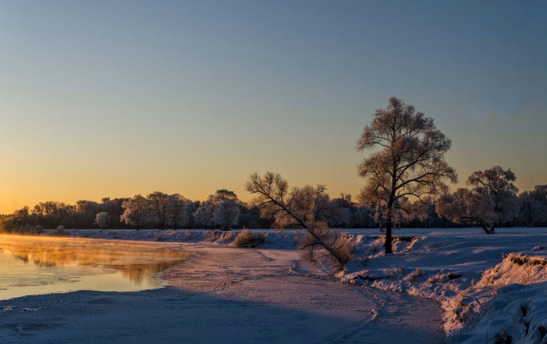 Морозное утро nevant60 березуцкий _александр природа красота пейзаж брянск утро туман